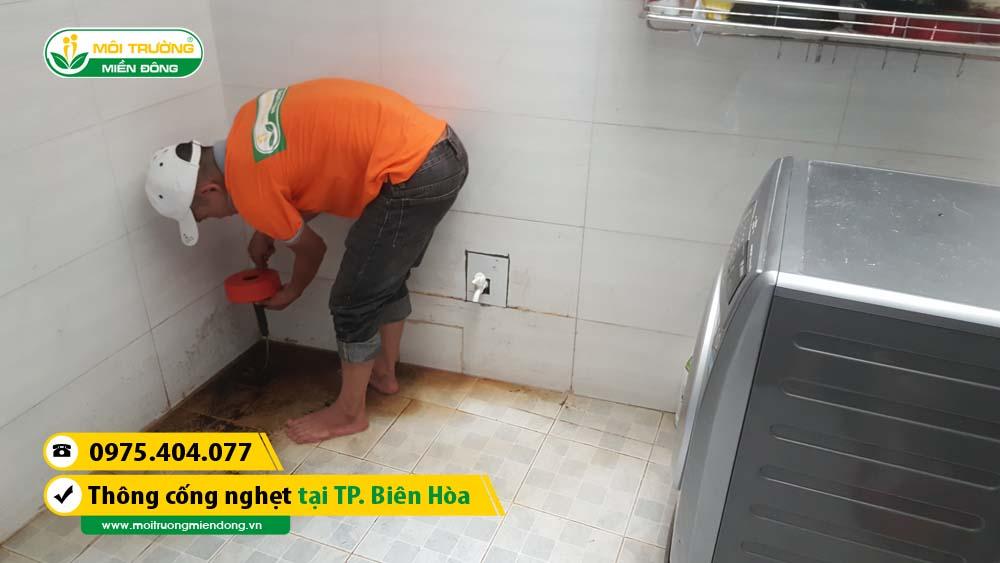 Dịch vụ thông tắc công nghẹt tại phường Tân Tiến, Thành phố Biên Hòa, Đồng Nai ☎ 0975.404.077 #moitruong #vietnam #Environmental #việtnam #wc #nhavesinh #ĐồngNai