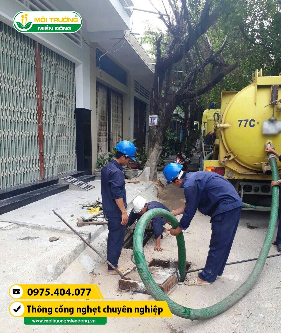 Xử lý thông cống nghẹt trên các tuyến phố tại xã Tân Lập, Huyện Bắc Tân Uyên, Bình Dương ☎ 0975.404.077 #moitruong #vietnam #Environmental #việtnam #wc #nhavesinh #BìnhDương