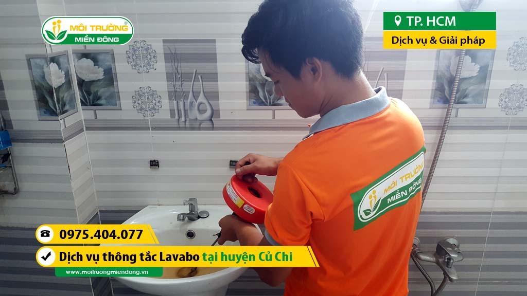 Dịch vụ thông tắc Lavabo tại đường Trung Lập, Huyện Củ Chi, TP. HCM ☎ 0975.404.077 #moitruong #vietnam #Environmental #việtnam #wc #nhavesinh #HCM