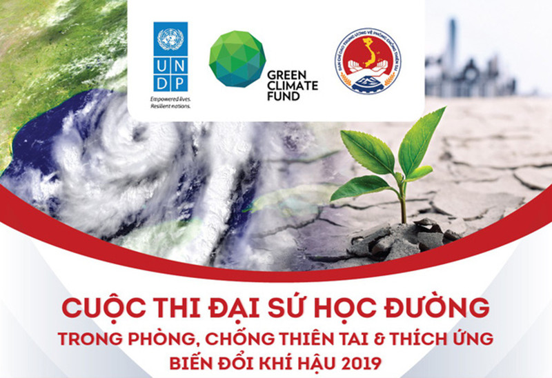 Cuộc thi đại sứ học đường trong phòng chống thiên tai và thích ứng biến đổi khí hậu 2020 - Môi Trường Miền Đông #khihau #moitruong #vietnam #Environmental #việtnam