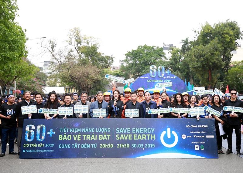 Tiết kiệm năng lượng - Bảo vệ trái đất là thông điệp của sự kiện năm 2019- Môi Trường Miền Đông #earth #moitruong #vietnam #Environmental #việtnam
