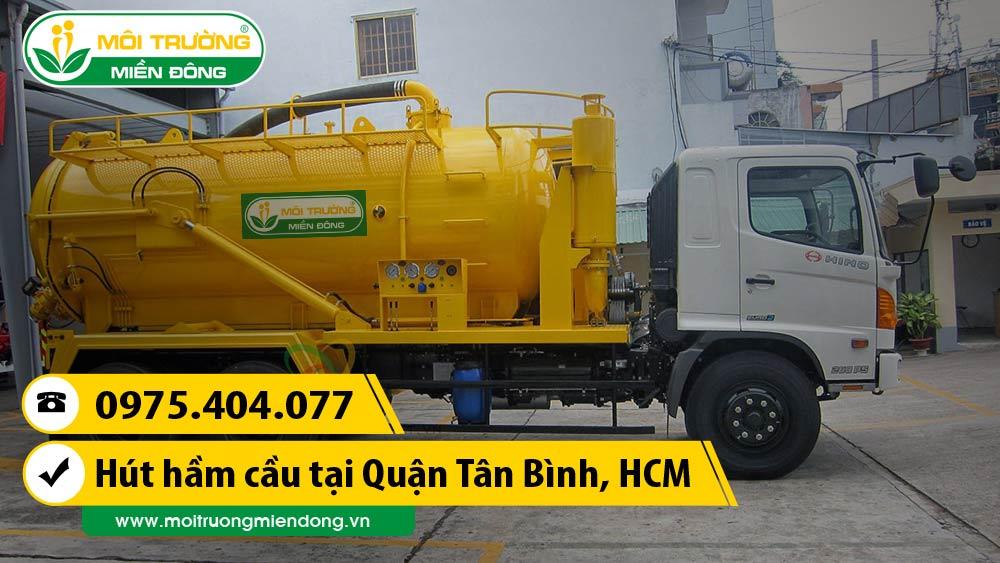 Dịch vụ hút hầm cầu Quận Tân Bình