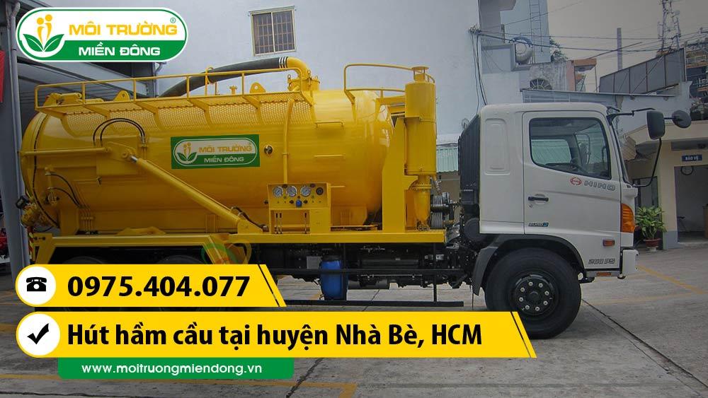 Công Ty Dịch Vụ Rút Hầm Cầu & Hút Hầm Cầu tại Huyện Nhà Bè, TP. HCM ☎ 0975.404.077 #moitruong #vietnam #Environmental #việtnam #huthamcau #ruthamcau #hcm #HồChíMinh
