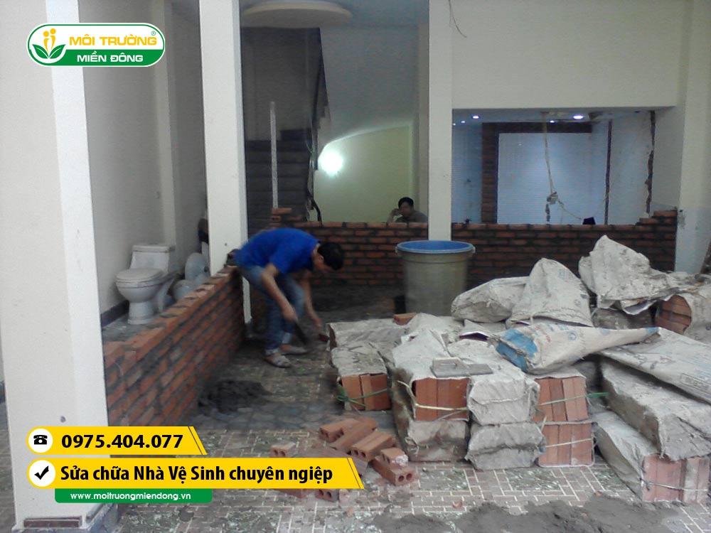 Dịch vụ sửa sang - cơi nới nhà vệ sinh chuyên nghiệp tại Thành phố Thủ Dầu Một, Bình Dương ☎ 0975.404.077 #moitruong #vietnam #Environmental #việtnam #wc #nhavesinh #BìnhDương
