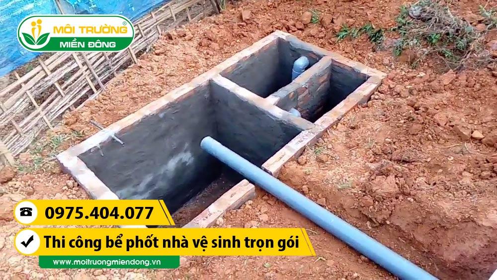 Thi công xây hố bio ga - bể phốt nhà vệ sinh tại Thành phố Thủ Dầu Một, Bình Dương ☎ 0975.404.077 #moitruong #vietnam #Environmental #việtnam #wc #nhavesinh #BìnhDương