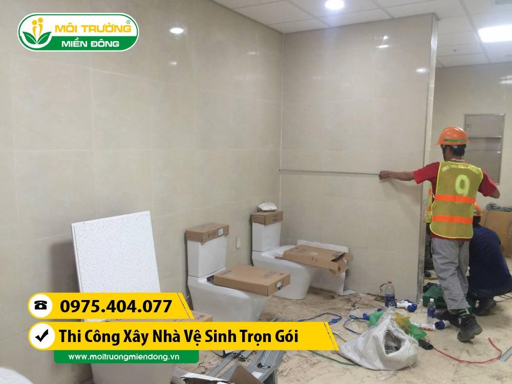 Dịch vụ thiết kế và thi công xây dựng nhà vệ sinh trọn gói tại Thành phố Thủ Dầu Một, Bình Dương ☎ 0975.404.077 #moitruong #vietnam #Environmental #việtnam #wc #nhavesinh #BìnhDương