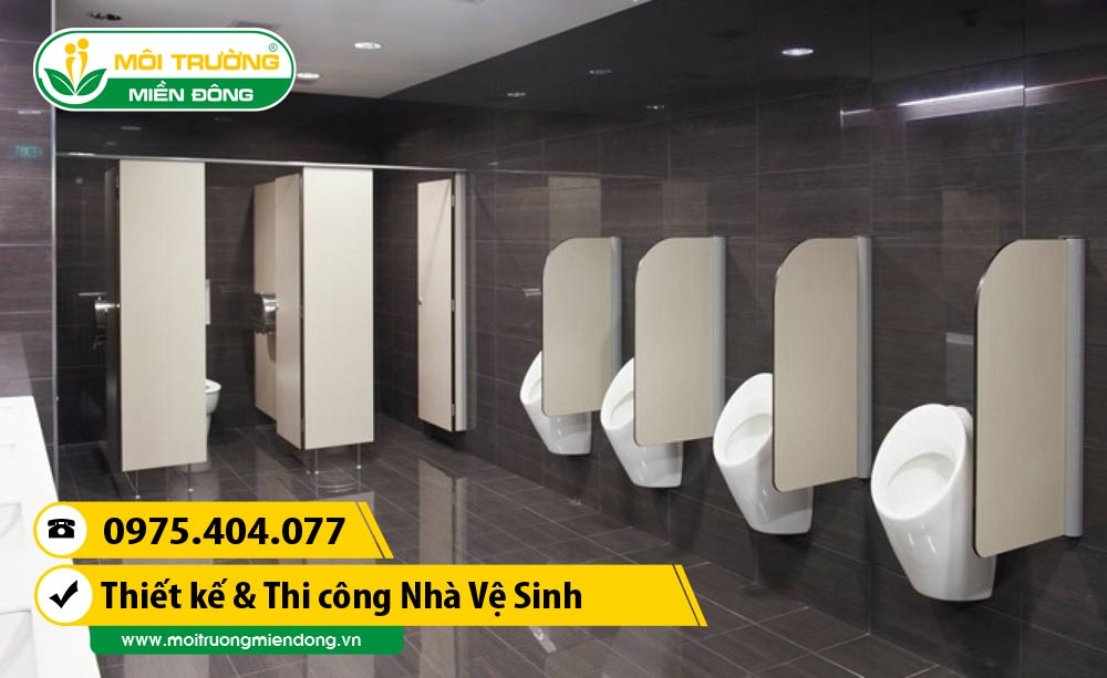 Thiết kế - Thi công - Xây dựng nhà vệ sinh trọn gói tại Thành phố Thủ Dầu Một, Bình Dương ☎ 0975.404.077 #moitruong #vietnam #Environmental #việtnam #wc #nhavesinh #BìnhDương